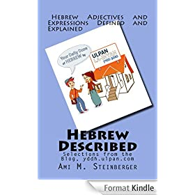 Hebrew Described (English Edition)