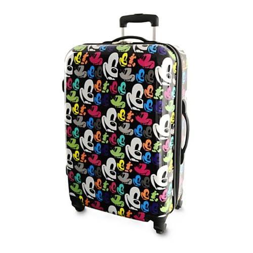 ディズニー 旅行バッグ スーツケース キャリーケース (機内持込不可サイズ) #7501055880030P