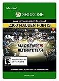Madden NFL 15: 2,200 Points - Xbox One [Digital Code]