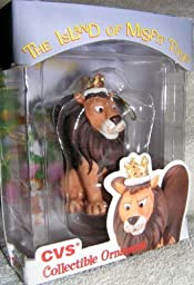 1999 CVS Limited Edition King Moonracer Lion Christmas Ornament from Rudolph and the Island of Misfit Toys by Enesco