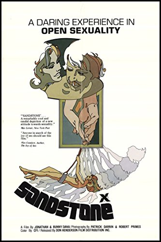sandstone-1975-original-movie-poster-documentary-dimensions-27-x-41