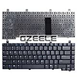 GZEELE New Keyboard for HP DV5000 D