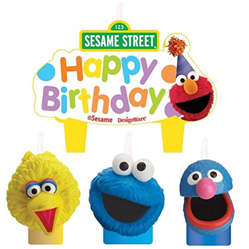 party-time-sesame-street-molded-mini-character-birthday-candle-set-pack-of-4-multi-125-wax
