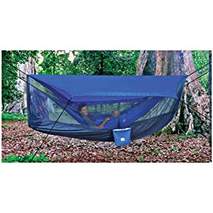 Hammock Bliss Sky Tent 2 - A Revolutionary Tent For 1 or 2 Hammocks Off The Ground -... by Hammock Bliss