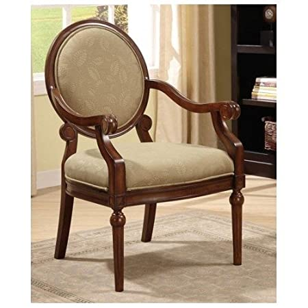 This Armchair Will Modernize Your Decor Unlike Other Armchairs. Looks Great in the Living Room and Is Durable Enough to Last Many Years. Use This Piece of Furniture in the Bedroom, in Front of Your Vanity Mirror or Welcome Clients in You Home Office.