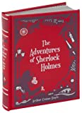 The Adventures of Sherlock Holmes (Barnes & Noble Leatherbound Childrens Classics)