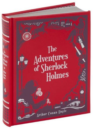 the-adventures-of-sherlock-holmes-barnes-noble-leatherbound-childrens-classics