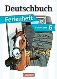 Deutschbuch Baden-wurttemberg: Ferienheft 1 Der Fall DES Verwchundenen Pferds (German Edition)