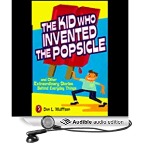 amazon   the kid who invented the popsicle and other