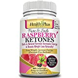 Best 100% Pure Raspberry Ketones For MAXIMUM, Natural Weight Loss! Totally Safe, Works Or Your Money Back! #1 To Suppress Appetite & Stop Overeating, Antioxidants, Huge 500mg Serving! No Fillers, Artificial Ingredients, & NO Side Effects! Try It Now