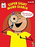 img - for Super Sight Word Search Stick Kids Workbook, Grade K (Stick Kids Workbooks) book / textbook / text book