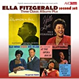 Three Classic Albums Plus (Like Someone in Love / Hello Love / Ella Swings Brightly with Nelson) [Remastered]