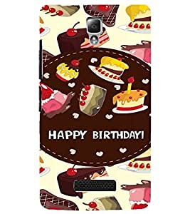 PrintDhaba Quote D-2650 Back Case Cover for LENOVO A2010 (Multi-Coloured)