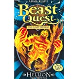 Hellion the Fiery Foe (Beast Quest)by Adam Blade
