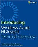 Introducing Microsoft Azure HDInsight