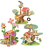 Woodland Puzzle Play Sets, set of 3