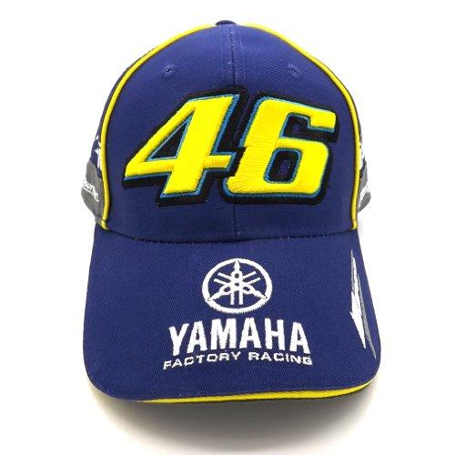 2014 Official Valentino Rossi 46 M1 Yamaha Racing Team Moto Gp Cap