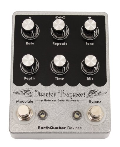 EarthQuaker Devices Disaster Transport Delay effect Pedal (Twiddling Knobs compare prices)