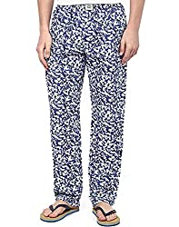 JACK & JONES Men's Cotton Pyjama (5712617598249) (12095834 Bering Sea M)