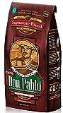 Cafe Don Pablo Gourmet Coffee Signature Blend - Medium-Dark Roast - Whole Bean - 2 Lb Bag