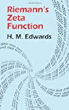 Riemann's Zeta Function (0486417409) by Harold M. Edwards