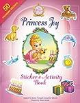 Princess Joy Sticker and Activity Book