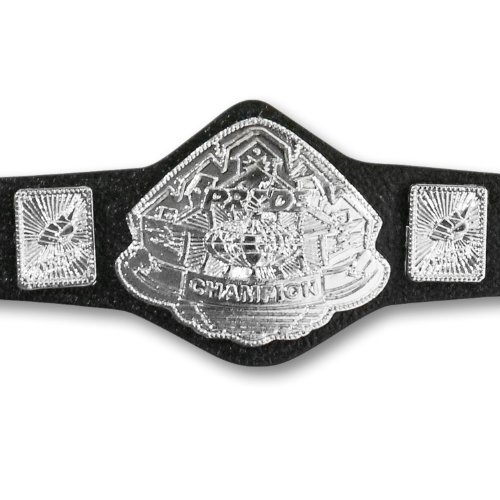 Pride Championship Action Figure Belt by Jakks (Ufc Toy Belt compare prices)