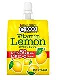 C1000 ビタミンレモンゼリー 180g×24個