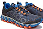 New Adidas Women's Vigor 4 TR Running Shoes Lead/Solar Blue 8.5