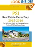 PSI Real Estate Exam Prep 2015-2016:...