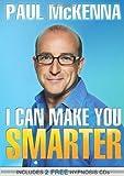 I Can Make You Smarter by McKenna, Paul (2012) Paul McKenna