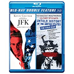 Jfk / Untold History of United States: Cold War [Blu-ray]