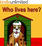 """Children's Book: """"Who lives here?"""" :..."""