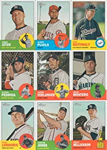 2012 Topps Heritage Baseball Complete Mint Basic 425 Card Set; It Was Never Issued in... by Baseball Card Set