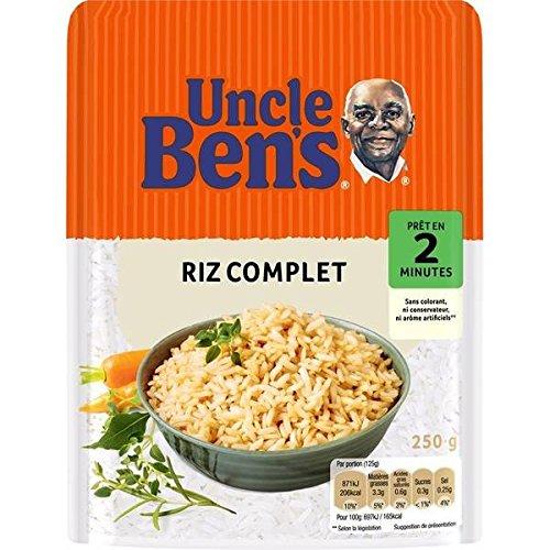 uncle-bens-riz-complet-250g-prix-unitaire-envoi-rapide-et-soignee