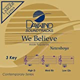 We Believe [Accompaniment/Performance Track] (Daywind Soundtracks Contemporary)