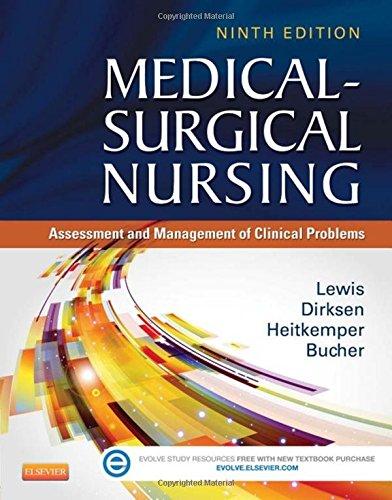 Medical-Surgical Nursing ISBN-13 9780323086783