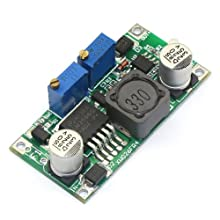 DROK® CC CV Buck DC Voltage Converter LED Driver 6V/12V/24V Battery Charging Regulated Power Supplies