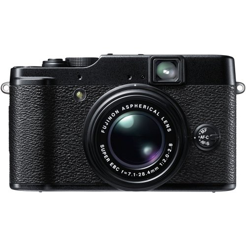 Fujifilm X10 12 MP EXR CMOS Digital Camera with f2.0-f2.8 4x Optical Zoom Lens and 2.8-Inch LCD