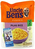 Uncle Ben's Express Pilau Rice 250 g (Pack of 6)