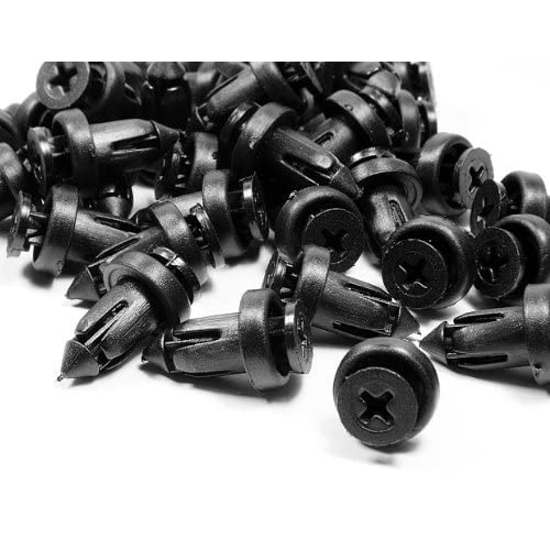 Honda Accord & Element 2003~present Door Trim Panel Retainer Clip Nail Pin 40 Clips