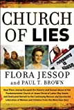 Cover of Church of Lies by Flora Jessop Paul T. Brown 0470565462