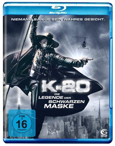K-20 - Die Legende der schwarzen Maske [Blu-ray]