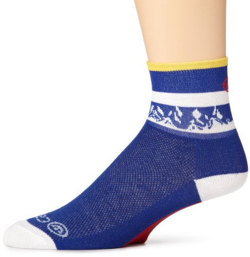 Buy Low Price Canari Cyclewear Men's Colorado Cycling Sock (7632 Colorado Sock)