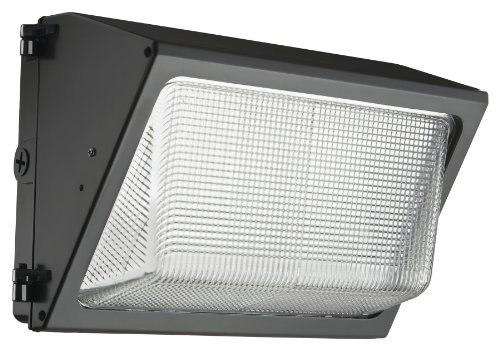 Lithonia Twr1 Led 1 50K Mvolt M2 Wall Led 35W Outdoor Luminaire Light, Bronze
