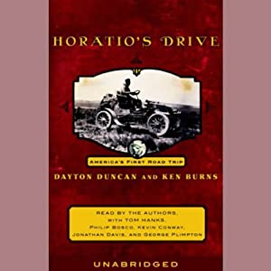 Horatio's Drive Audiobook