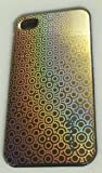 Apple iphone 4 / 4S Hard Gold Monogram Case Battery Cover Amazon.com