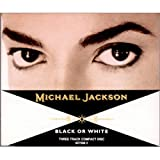Black or white [Single-CD]