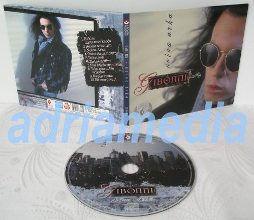 Gibonni - Gibonni - Zlatan Stipisic - Noina Arka, 1993 (Cd) By Gibonni - Zlatan Stipisic (1993-01-01) - Zortam Music