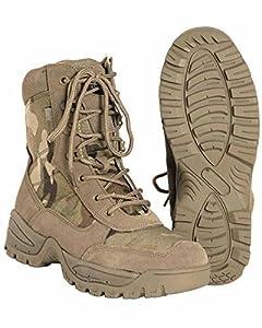 Mil-Tec , Chaussures Hommes Multicam